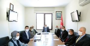 """Vali Ali Çelik: """"Hiçbir vatandaşımız sokakta kalmasın"""""""