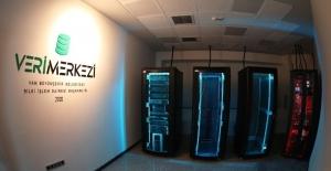 Van Büyükşehir Belediyesi ilk veri merkezini kurdu