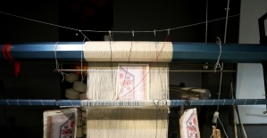 3 bin yıllık geçmişe sahip Yağcıbedir Halısı üretimi sürüyor