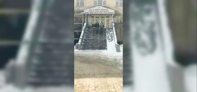 Ağrı'da okul ve işyerlerinden hırsızlık yapan şahıs tutuklandı
