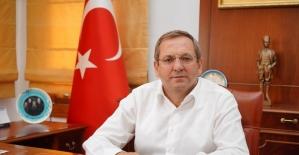Ayvalık Belediye Başkanı Mesut Ergin DP'den istifa etti