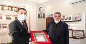 Gara şehidi Süleyman Sungur'un ailesine şehadet belgesi verildi