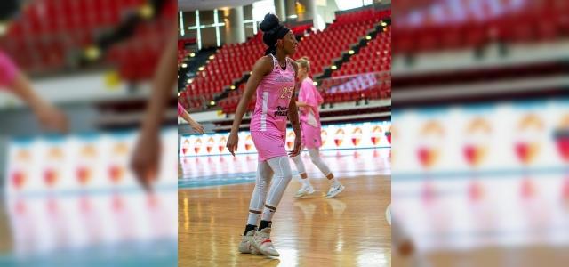 Glory Bassey Johnson yüzde 100'lük istatistikle oynadı