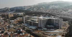 Kütahya Şehir Hastanesi 10 ay sonra açılıyor