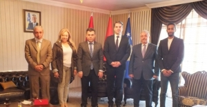 SANKON'dan Dominik ve Kosova büyükelçiliklerine çıkarma