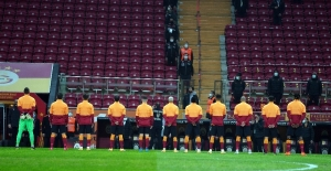 Süper Lig: Galatasaray: 0 - BB Erzurumspor: 0 (Maç devam ediyor)