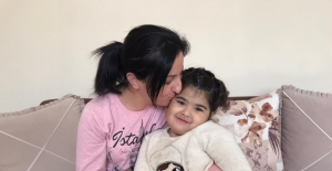 3 yaşındaki Azra için ailesi artık tükendi