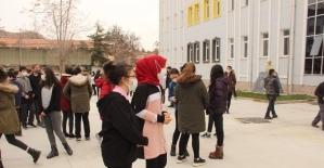 Afyonkarahisar'da 40 bin öğrenci yüz yüze eğitime başladı