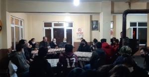 """Başkan Çam'dan """"Katılımcı gençler olun"""" tavsiyesi"""