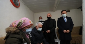 Cumhurbaşkanı Erdoğan, Şehit Hakan Gül'ün eşiyle telefonda görüştü