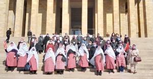 Devrekanili 65 kadın, Ankara'yı gezdi