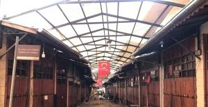 Gaziantep'te kentin tarihi dokusu korunuyor