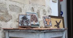 Hataylı sanatçıdan 3 boyutlu mozaik