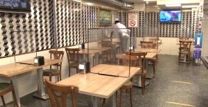 Kafe ve benzeri işletmeler ilk masa...