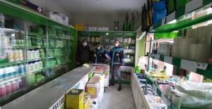 Kütahya'da Bitki Koruma Ürünü Satış Bayileri denetimleri