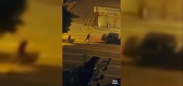 Mahalleliye dehşeti yaşattılar, ikinci kez gözaltına alınıp tutuklandılar