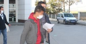 Motosikletleri çalan hırsız polisten kaçamadı