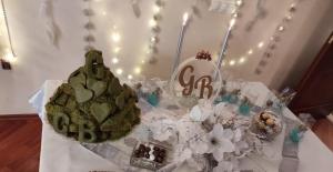 Nişanlarda pastanın yerini Diyarbakır'ın tescilli kadayıfı aldı