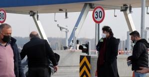 Peyman'ın CEO'su Kaan Baral lüks otomobili ile Kuzey Marmara Otoyolunda kazaya karıştı