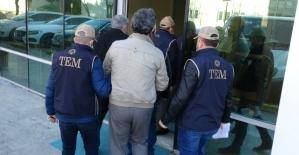 Samsun'da FETÖ'den hapis cezaları bulunan 3 emniyet mensubu tutuklandı