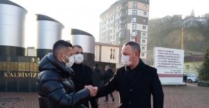 Zonguldak Kömürspor grizu faciasında şehit olan 263 madenciyi unutmadı