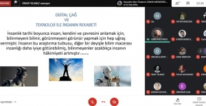 ADÜ Koçarlı MYO'da 'Dijital Çağda Kariyer Planlama Semineri' gerçekleşti