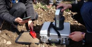 'Akıllı Toprak Analiz Cihazı' Ağrılı çiftçileri rahatlatacak
