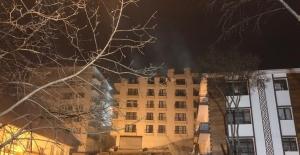 Ankarada yıkılma tehlikesi bulunan...