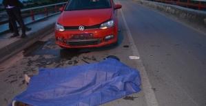 Ayvalıkta trafik kazası: 1 ölü
