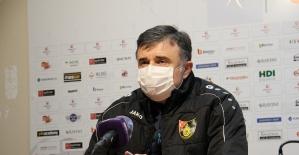 Balıkesirspor - Bandırmaspor maçının ardından