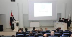 Bitlis'te 'Koordinasyon Kurulu' toplantısı