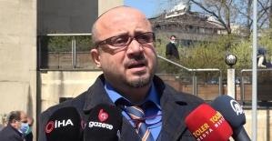 Bursalı avukat 103 generalle ilgili suç duyurusunda bulundu