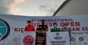 Kick-boks takımı, Avrupa Şampiyonasından başarılı döndü