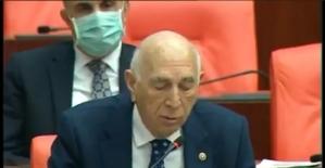 Milletvekili İrfan Kartal'dan astronot Rubins'e teşekkür