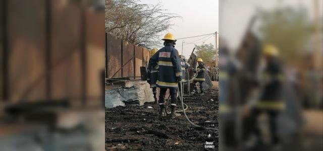 Nijer'de okulda çıkan yangında 20 çocuk öldü