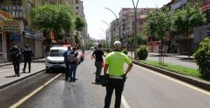 Bayramın ikinci gününde de kısıtlama Diyarbakır'da devam ediyor