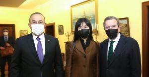 Dışişleri Bakanı Çavuşoğlu,...