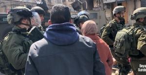 İsrail askerleri, Filistinli kadını vurdu