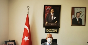 Kaymakam Aksoy'un Ramazan Bayramı mesajı