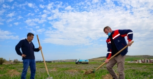 """""""Modern tarım laboratuvarı"""" büyüyor"""