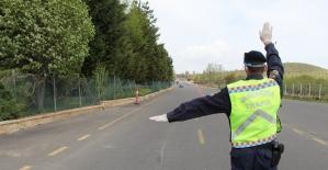 Nevşehir'de jandarma ekipleri 615 araç sürücüsüne 358 bin 927 lira ceza yazdı