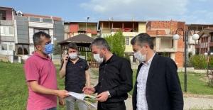 Pursaklar Karyağdı'da değişim-dönüşüm çalışmaları devam ediyor