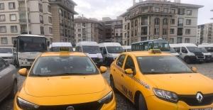 Taksiciler İstanbul#039;da terör...