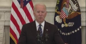 ABD Başkanı Joe Biden suçla mücadelede...