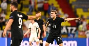 Almanya EURO 2020de son 16da