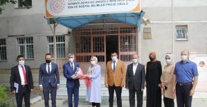Din Öğretimi Genel Müdürü Dr. Nazif Yılmaz'ın okul ziyaretleri