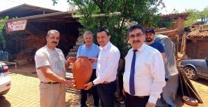 Karacasu'da 'Kırmızı Eller' çalıştayı hazırlıkları tamamlandı