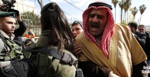 Terör devleti İsrail, mahalle sakinlerine saldırdı
