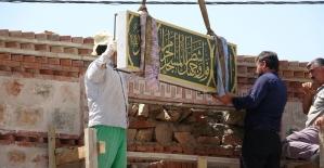 Tokat'ta musalla ve namazgah kültürü yeniden canlanıyor