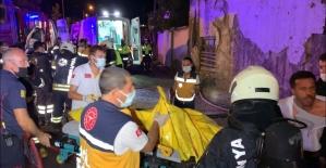 Üç küçük kız kardeş müstakil evde çıkan yangında hayatını kaybetti
